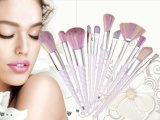 Toko Kobwa The New Unicorn Thread Makeup Brush Suit 10Pcs Of Set Intl Tiongkok