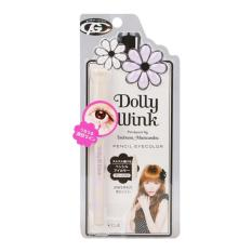 Jual Koji Dolly Wink Pencil Eyecolor White Warna Tahan Lama Eyeliner Pinsil White Online
