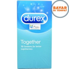 Kondom Durex Together - Isi 12