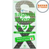 Spesifikasi Kondom Sagami Xtreme Dotted Isi 10 Baru