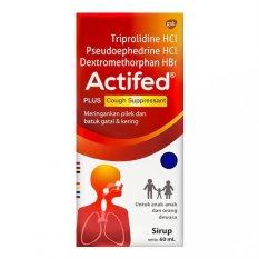 Jual Actifed Cough Susp 60Ml Red Lengkap
