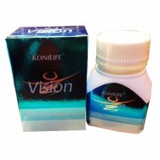 Ulasan Lengkap Tentang Konimex Konilife Vision Memelihara Kesehatan Mata