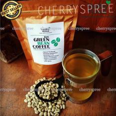 Kopi Hijau Green Bean Coffee Natural Fat Burner Biji Utuh Lebih Efektif Menguruskan Badan Membakar Lemak Secara Alami - 250 Gram