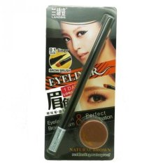 Korean beauty Eyebrow Pomade Alis - Natural Dark Brown