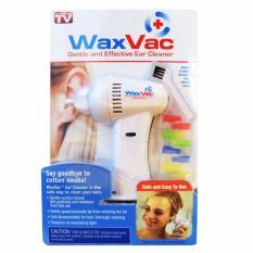 Jual Korek Kuping Waxvac Earpick Vacuum Pembersih Sedot Kotoran Telinga Original Import