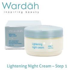kosmetik-wardah-lightening-night-cream-step-1-30gr-murah-9579-64664994-8a88af9d3ad51ed32b2b6f602df522c8-catalog_233 Inilah Daftar Harga Kosmetik Wardah Step 2 Terlaris
