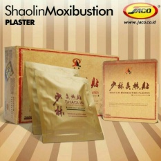 Iklan Koyo Shaolin Moxibustion Plaster Kesehatan Herbal Shao Lin Original Jaco Tv Shopping