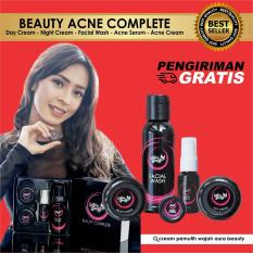 Berapa Harga Krim Cream Aurabeauty Cream Pemutih Wajah Glowing Whitening Paket Complete Acne Cepat Atasi Jerawat Ampuh Aman Non Mercury Aura Beauty Di Di Yogyakarta