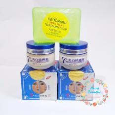 Krim Deoonard Original Blue 7 Days - Pakate Cream Deoonard Biru Sabun Anti Septic