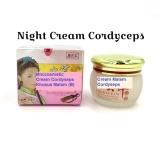 Harga Krim Malam Night Cream Cordyseps Paket 2Pcs Termurah