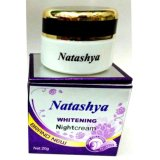 Toko Krim Malam Night Cream Natashya Paket 2Pcs Natasha
