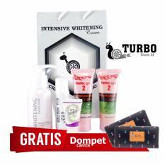 Krim Turbo Original Turbo Oil - Paket Cream Turbo Oily Acne Skin Free Dompet Cantik