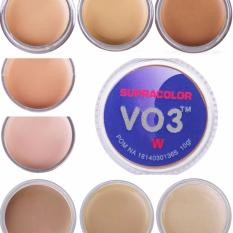 Kryolan Supra Color Foundation V03 Mini Size - 5 Gr