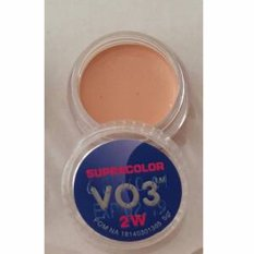 Kryolan Supracolor Foundation 5gr - Yellow Tone 2W