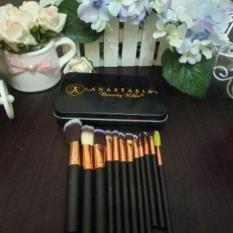 Harga Kuas Make Up Anastasia Isi 12 Buah Make Up Brush Set 12 Pcs New