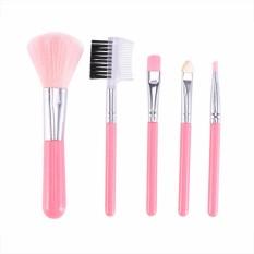 Kuas Make up kosmetik cosmetic brush Professional SET isi 5 pcs - BU-09