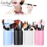 Promo Kuas Make Up Import Isi 12 Pcs Packing Bulat Ac225 Pink Bee Store Terbaru