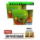 Harga Kurma Hikmah Premium Khalas Paket 2 Jahe Amanah Lengkap
