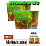 Jual Kurma Hikmah Premium Khalas Paket 2 Jahe Amanah Online Dki Jakarta