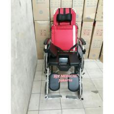 Kursi Roda Multi Fungsi 4in1 Avico Velg Racing Kuat dan Nyaman Untuk Rebahan