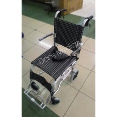 Kursi Roda Traveling Gea + Bag