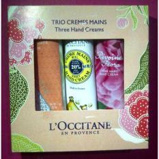 Beli L Occit Ane Three Hand Creams 3 Piece Set Bagus Yang Bagus