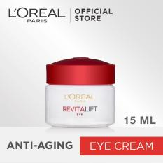 Review Pada L Oreal Paris Dermo Expertise Revitalift Dermalift Eye Cream