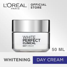 Review Pada L Oreal Paris Dermo Expertise White Perfect Clinical Day Cream Spf 19 50 Ml