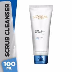 Harga L Oreal Paris Dermo Expertise White Perfect Scrub 100 Ml Murah