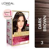 Harga L Oreal Paris Excellence Creme 3 Natural Dark Brown Baru