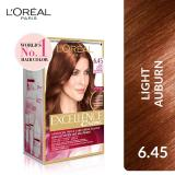 Beli L Oreal Paris Excellence Creme 6 45 Velvet Brown Light Auburn L Oreal Paris Asli