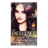 Toko L Oreal Paris Excellence Creme Hair Color No 5 62 Intense Violet Brown Terlengkap Jawa Barat