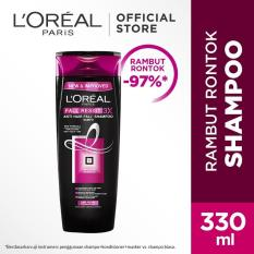 L Oreal Paris Fall Resist 3X Shampoo 330 Ml Murah
