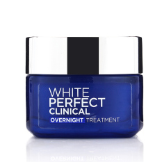 l'oreal White Perfect Laser clinical Turn-around Overnight Treatment