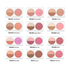 Harga La Colors 3D Blush Sugar Plum Origin