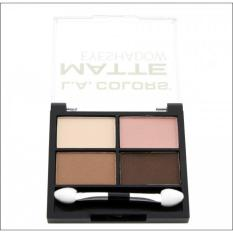 Toko L A Colors 4 Color Matte Eyeshadow Mattifying 481 Online