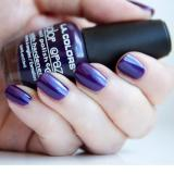 La Colors Color Craze Nail Polish Cnp468 Morning Glory La Colors Diskon 30