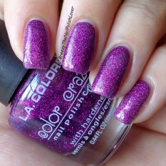 Beli La Colors Color Craze Nail Polish Cnp639 Razzle Murah