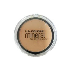 Harga La Colors Mineral Pressed Powder Cmp304 Soft Honey Terbaik