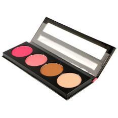Harga La G*Rl Beauty Brick Blush Collection Glam Asli La G*Rl