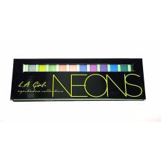Toko La G*rl Beauty Brick Eyeshadow Collection Neons Murah Indonesia