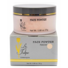 La Tulipe Face Powder Natural 25 Gr