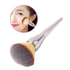 La Vie Face Makeup Blush Powder Handle Large Make UpBrushes(Silver)