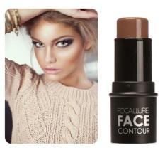Ladies Facial Kontur Stabilo Stick Highlighting Stick Shimmer Riasan Alat (#4)-Intl