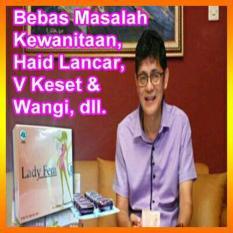LADY FEM / LADYFEM Obat Kista Keputihan Nyeri Haid Agen Jakarta
