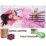 Review Pada Ladyfem Surabaya Kapsul Herbal Original