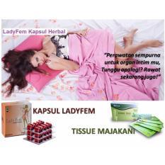 Jual Ladyfem Surabaya Kapsul Herbal Original Ladyfem