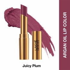 Toko Jual Lakme Absolute Reinvent Argan Oil Lip Color Juicy Plum