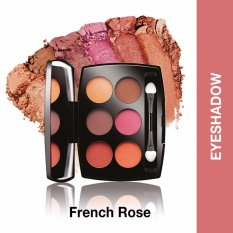 Lakme Absolute Reinvent Illuminating Eye Shadow Palette French Rose Diskon Indonesia