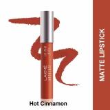 Harga Lakme Absolute Reinvent Lip Pout Matte Hot Cinnamon New